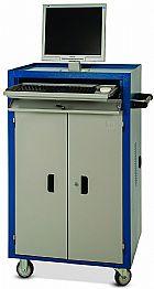 Rack para computador com gaveta RPCV-04.