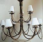 Pendente 9 lampadas