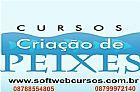 CURSO DE CRIA��O DE PEIXES