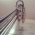 Maquina Router CNC maquina de corte usada