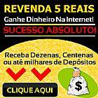 Revenda 5 reais o pagseguro garante