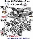 Curso de mec�nica e manuten��o de motos e autom�vel