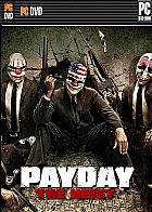 PAYDAY THE HEIST - DVD