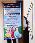 Mochila Banner Propaganda Promocao
