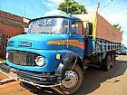 Mercedes 1113 truck graneleiro