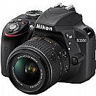 Camera digital nikon d3300 c/ 24.2 mp e lente 18-55mm,  no rio de janeiro.