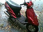 Scooter vendo scooter sundown akros 90cc 2t,  1997 vermelha,  5.000km