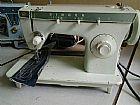 Maquina de costura domestica zig-zag usada apenas R$ 250, 00
