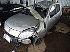 sucata para retirada de pecas sandero 2012 1.6