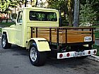 F-75 RURAL F-100 F-1 GMC HOT ROAD RAT V8 VW AP PICKUP ANTIGA WEBER 40 TURBO