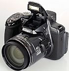 Nikon coolpix p520 com garantia e nota fiscal.