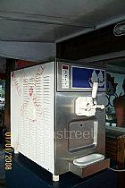 Maquina sorvete frozen carpigiani