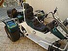 Triciclo ByCristo 2001 1600 gasol dupla carburacao