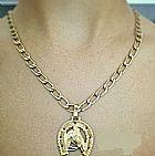 Cordao de ouro 750 32gm em minas
