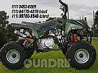 Quadriciclo 125cc camuflado semi automatico em promocao por 4.500, 00