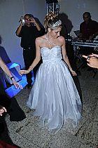 Vestido de noiva para loiras