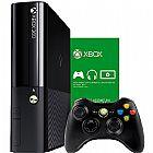 Xbox 360 slim 4gb - novo design  *por apenas r$ 509, 95