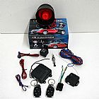 Alarme automotivo controle modulo sirene  seguranca carro
