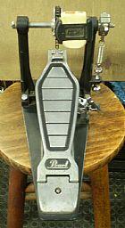 Pedal de bumbo Pearl mod. P100P.