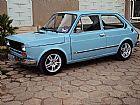 Fiat 147 totalmente restaurado