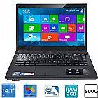 Notebook 14, 1  windows 8 intel 500gb