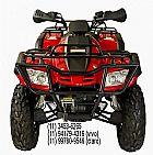 Quadriciclo 300cc 4x4 automatico com guincho eletrico apenas 18.900, 00.
