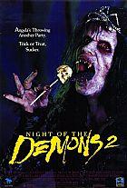 A Noite dos dem�nios 2 dublado imagem dvd importado