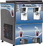 Maquina de milkshake milksoft ms2 baby
