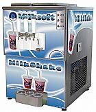 Maquina de milkshake milksoft ms3 baby