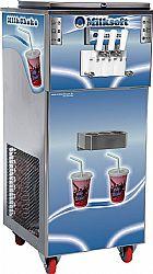 Maquina de milkshake milksoft ms3 premium duo
