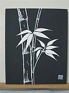 Pintura em quadros de medeiras