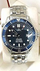 Relogio omega seamaster james bond 007 original