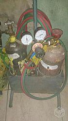 aparellho de solda ppu e compressor