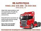 virabrequim mercedes 352 fone-54-32151805 rb auto pecas lt