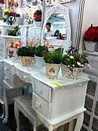 Penteadeiras e moveis provencais e coloridos art reflexus vila mariana sp