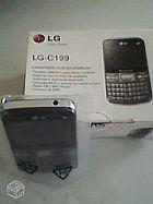 Celular desbloqueado lg c199 na garantia