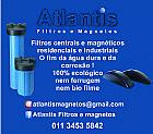 Filtros para agua residencial e industrial - atlantis