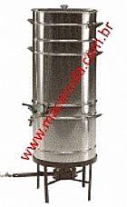 Extratora de suco a vapor 30, 0 kg haubermaschinen