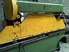 Dobradeira mec�nica fobesa - 3000 x 2, 5 mm