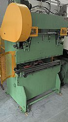 Dobradeira mec�nica newton - 1200 x 3, 2 mm
