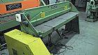 Guilhotina mec�nica newton - 2000 x 2, 5 mm