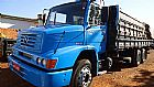 Mercedes 1620 truck graneleiro 2003 unico dono