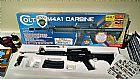 Airsoft Colt M4 Cybergun ABS Metal Bateria e Recarregador