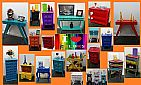 Art reflexus vila mariana moveis retro vintage coloridos varios sp