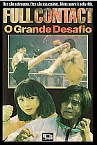 Dvd moon lee full contact o grande desadio