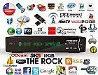 Receptor freesky the rock hd wifi net iptv sks iks 3g