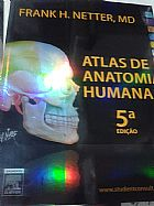 Netter Atlas de Anatomia Humana em Salvador (novo)