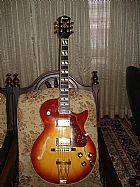 Guitarra maison