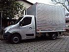 Caminhonete bau Renault Master 2014