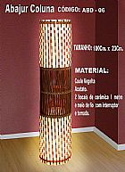 Luminarias artesanais